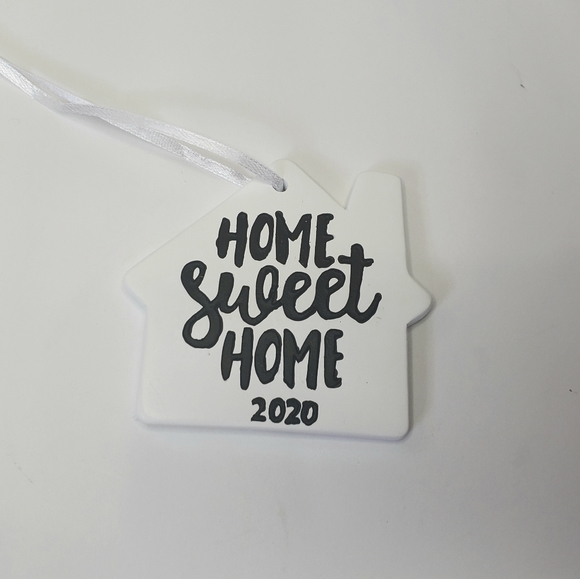 Home Sweet Home 2020 Ornament House Warming